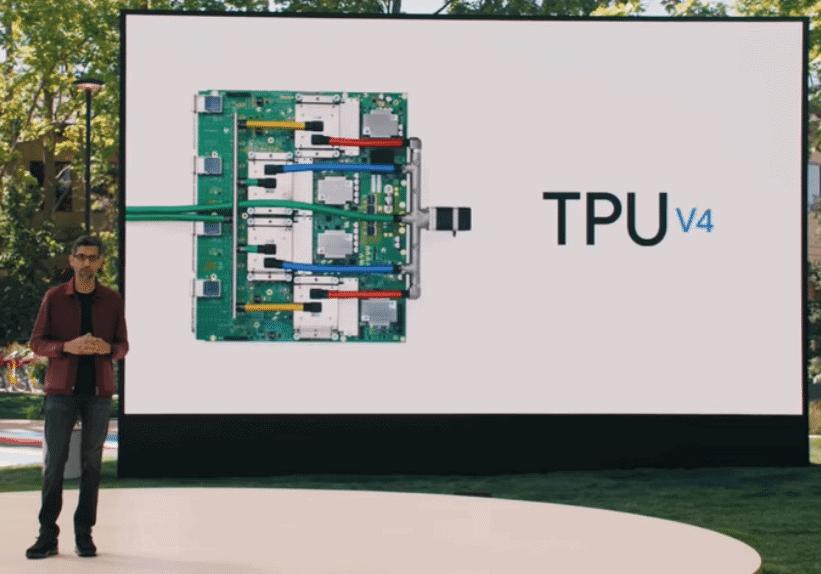 Google introduceert nieuwe TPU v4 ASIC's voor ML-workloads