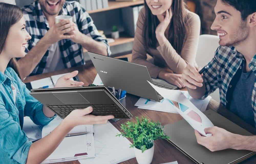 Acer introduceert eerste 17,3 inch Chromebook