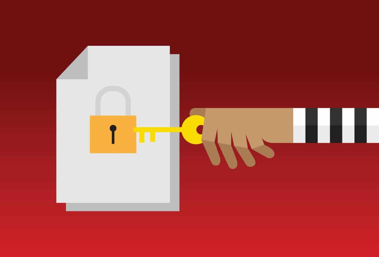 'Ransomware raakt productie-industrie het hardst'