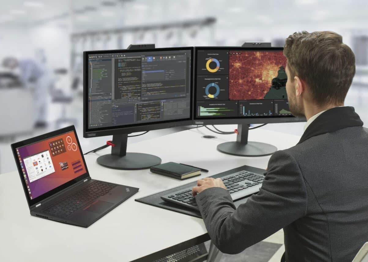 Lenovo lanceert nieuwe ThinkPad workstations met 11th Gen Intel-CPU's