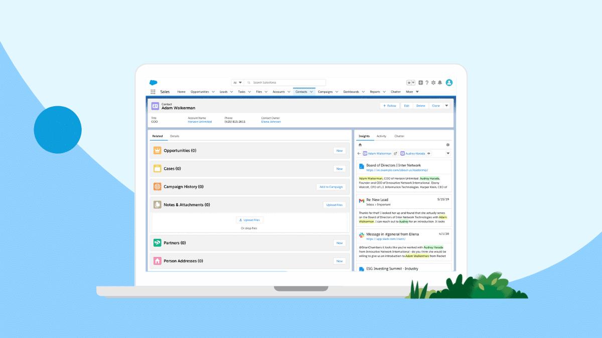 Salesforce introduceert ERI-tool voor meer inzicht in klanten