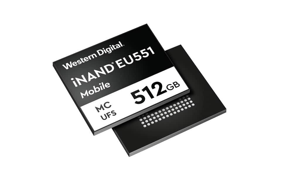 Nieuwe Western Digital embedded flash drive biedt sterke leessnelheid