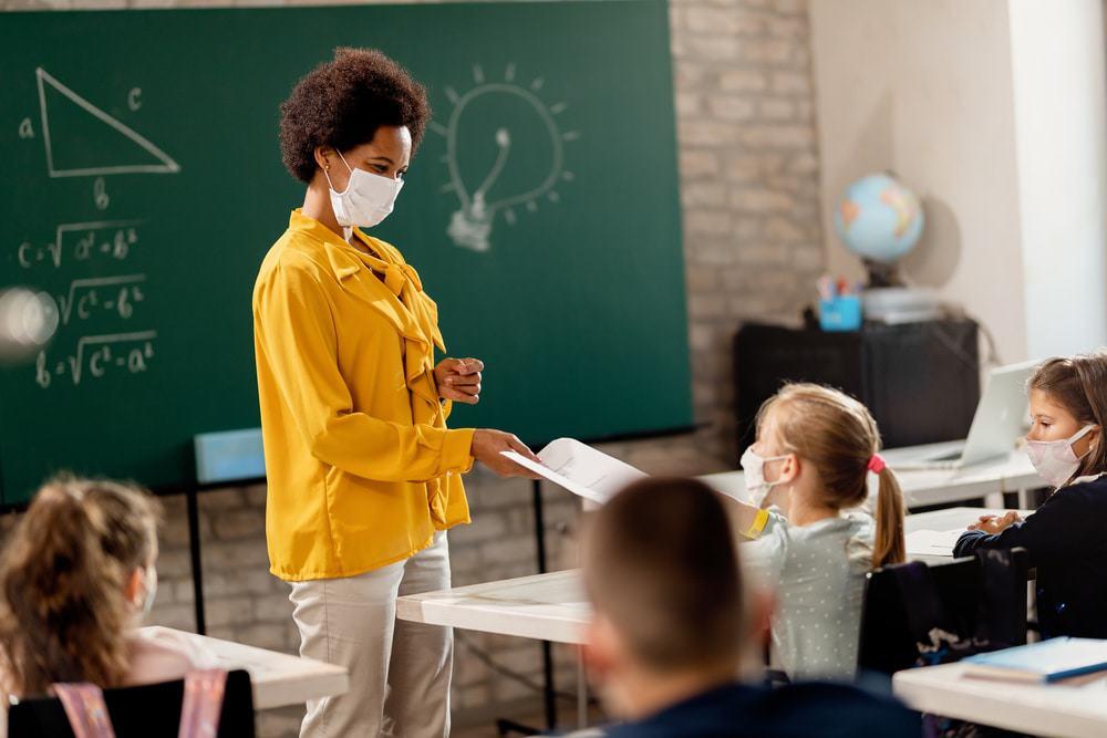 Scholen, monitor de luchtkwaliteit in de klas
