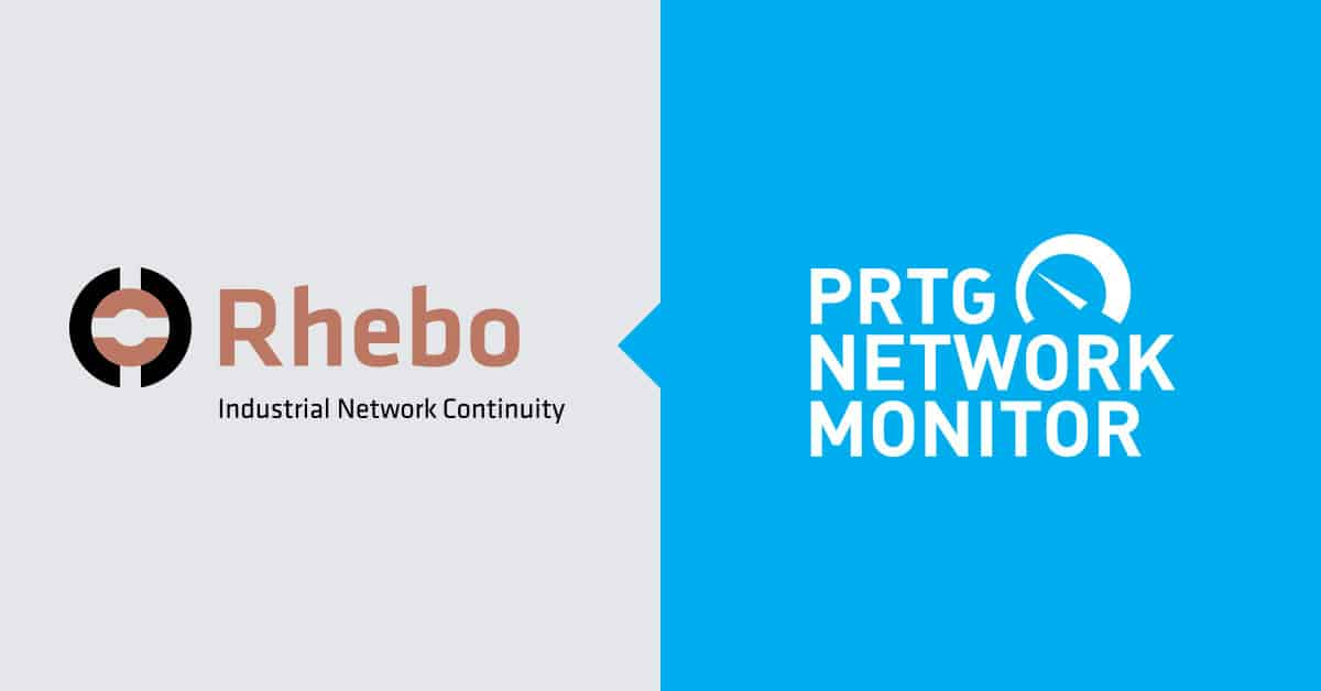 Paessler en Rhebo helpen bij monitoring IT- en OT-omgevingen