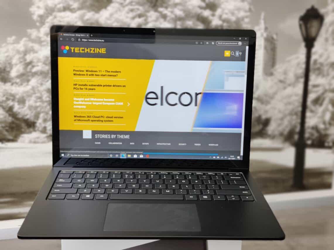 Review: Microsoft Surface Laptop 4 – Niet uniek, maar fitter dan ooit