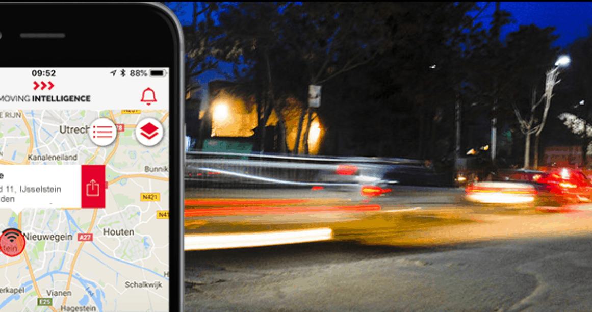Vodafone Business biedt nu IoT-oplossingen van Moving Intelligence