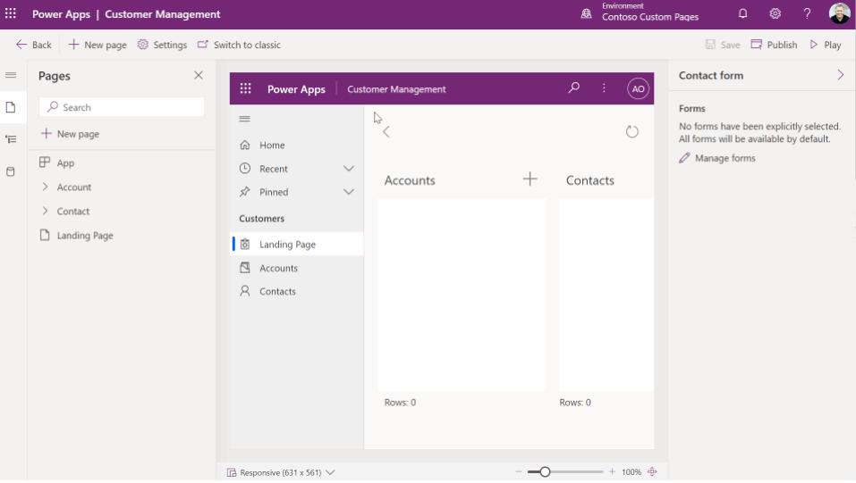 Microsoft blijft Power Apps-oplossingen versimpelen