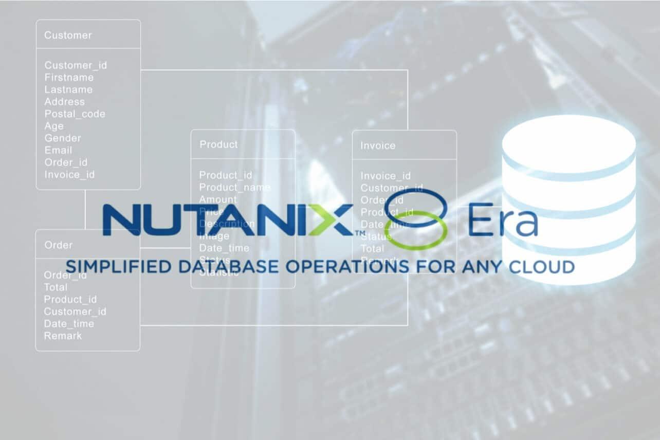 Nutanix Era moet leven database administrator (DBA) makkelijker maken