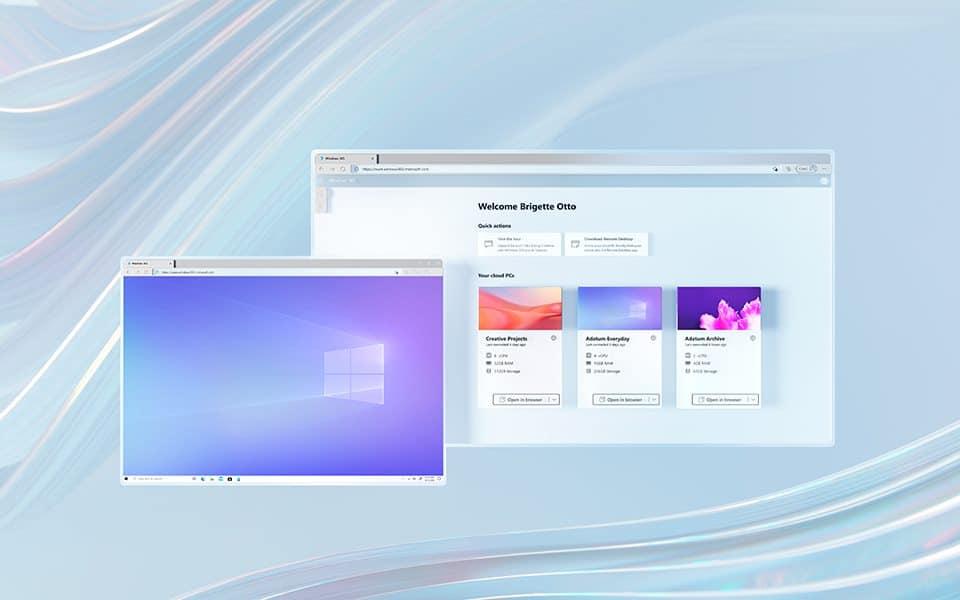 Windows 365 Cloud PC: cloudversie van Microsoft-besturingssysteem