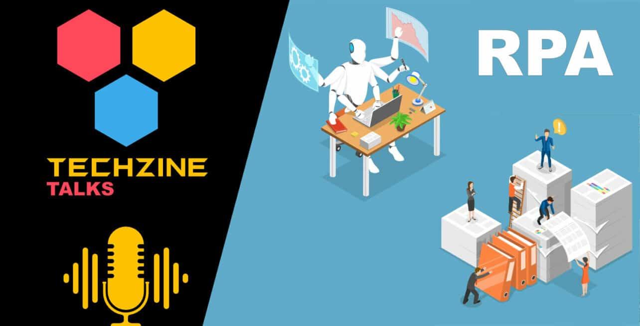 RPA – Robotic Process Automation, wat is het? Wat kan je ermee?