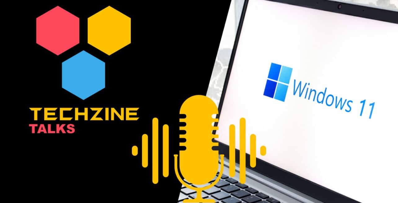 Techzine Talks: Wat is Windows 11?