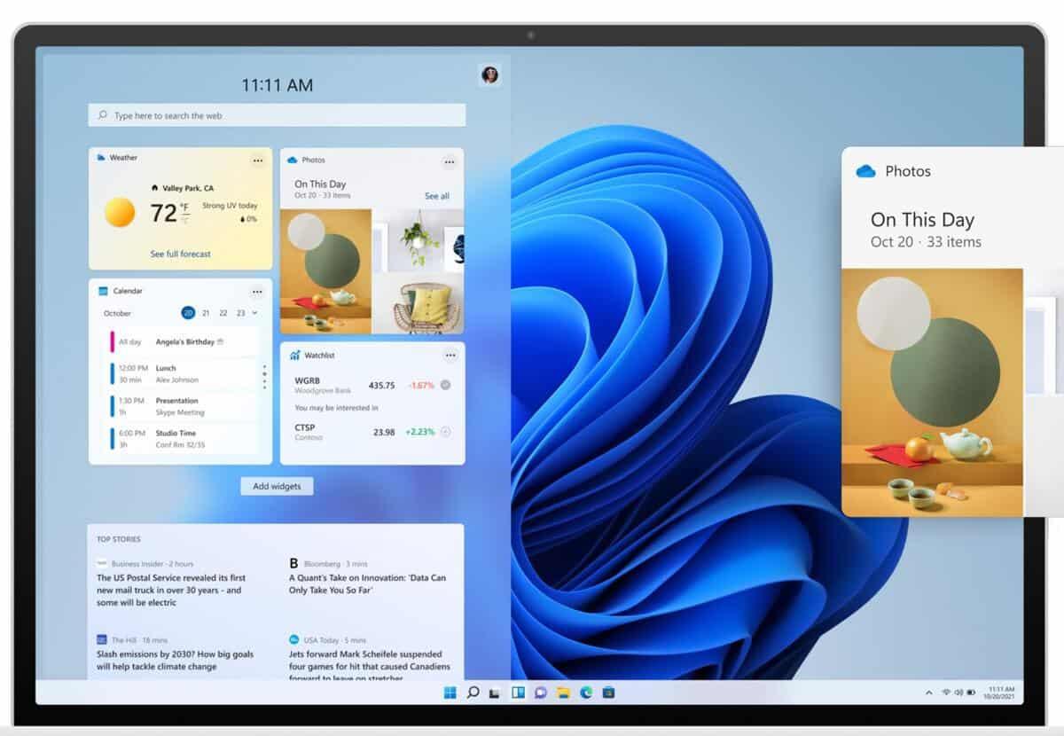 Nieuwe Windows 11 Insider Preview Build is uit