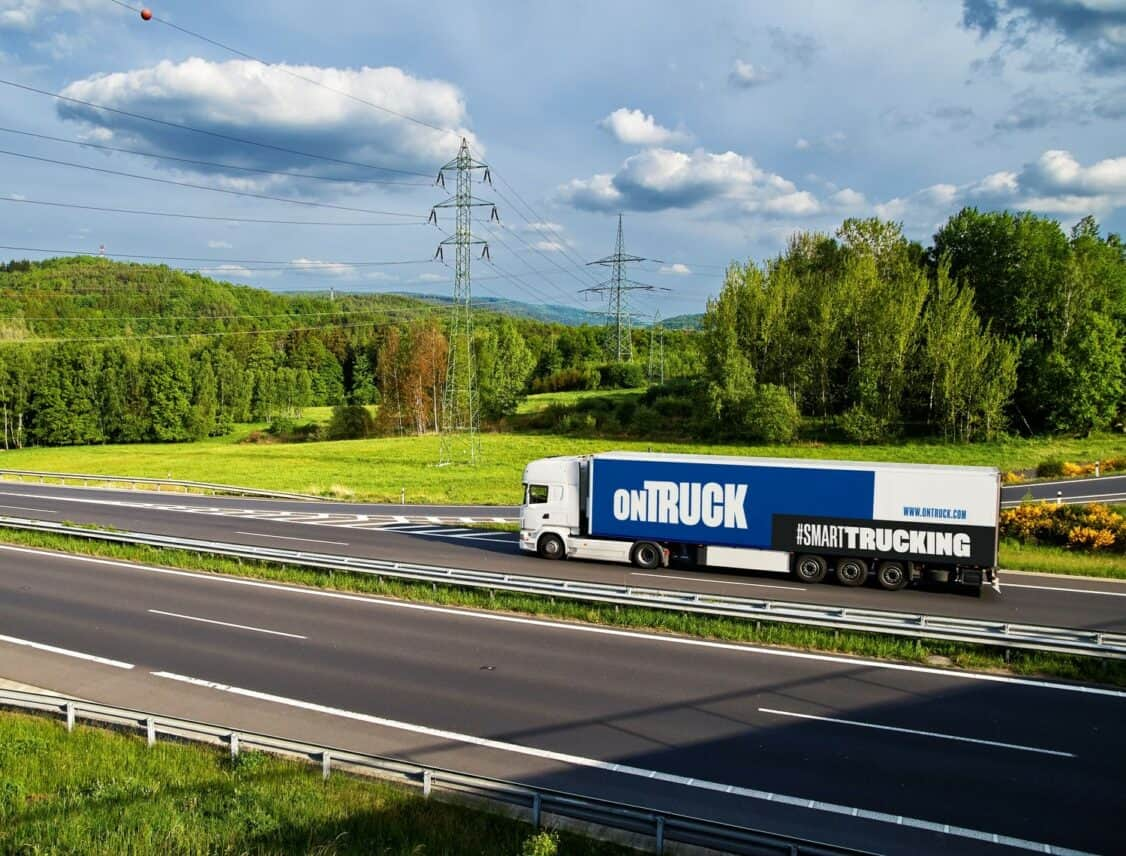 Ontruck lost Vehicle Routing Problem transportsector op