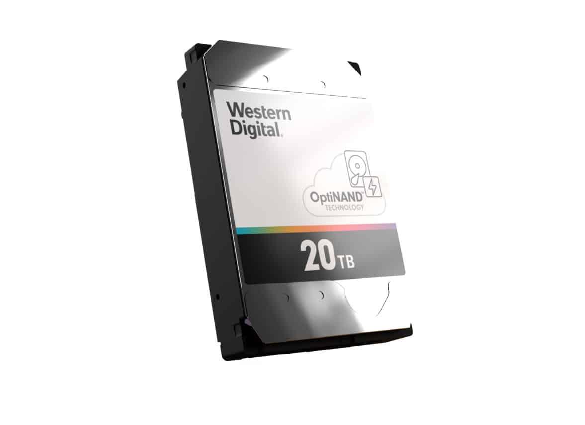 Western Digital vindt (hybride) HDD opnieuw uit