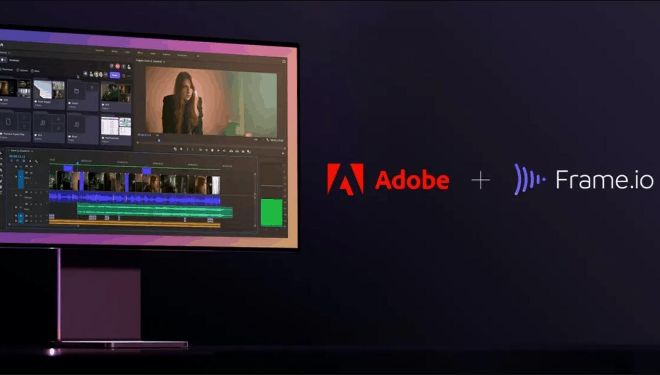 Adobe koopt videospecialist Frame.io voor ruim 1 miljard euro