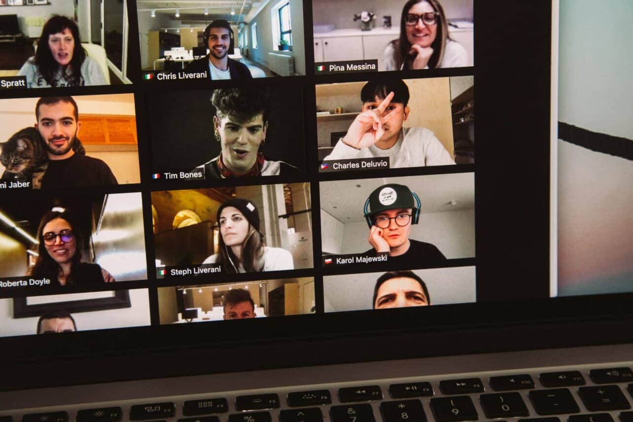 Microsoft Teams: verwissel nu content met gallery video