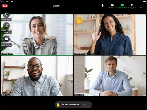 Zoom brengt gebarenherkenning naar conferencing-platform