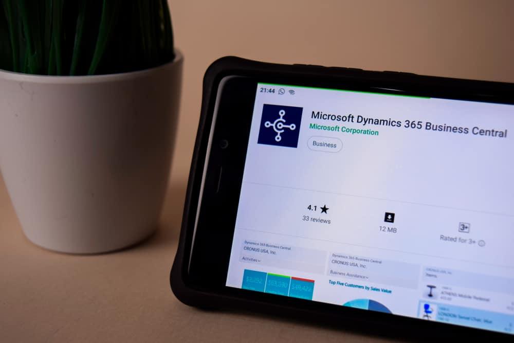 Microsoft stippelt de SaaS-toekomst van Dynamics 365 uit
