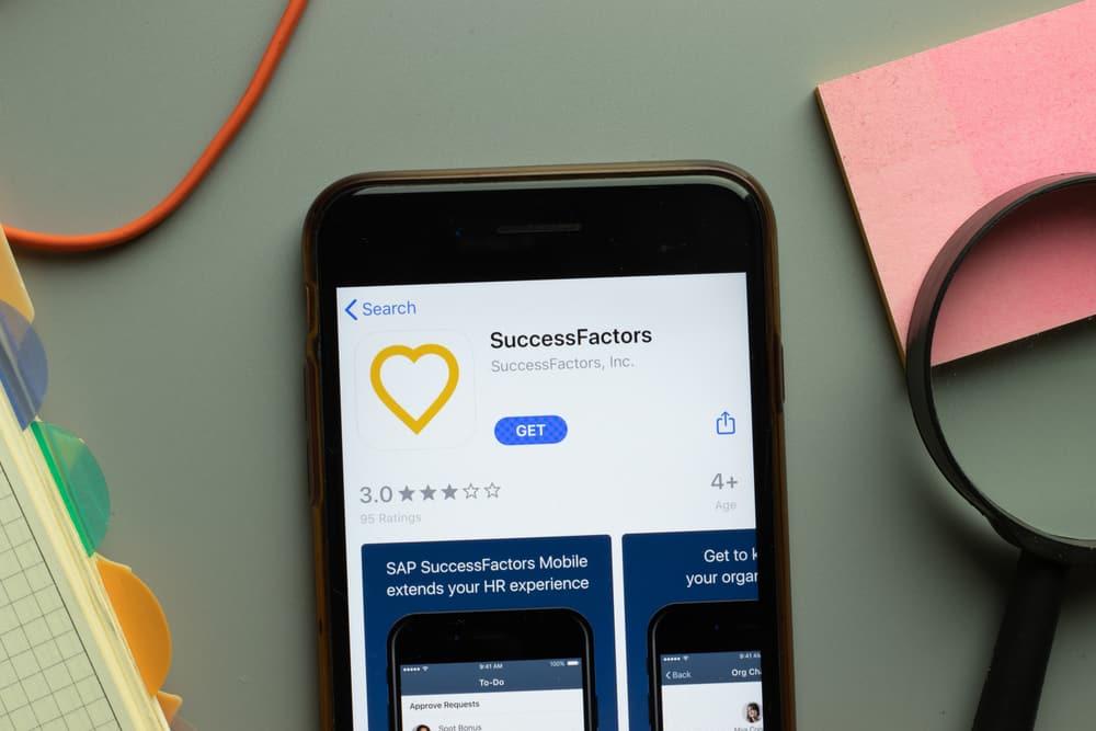 SAP breidt HCM-software SuccessFactors uit met overname SwoopTalent