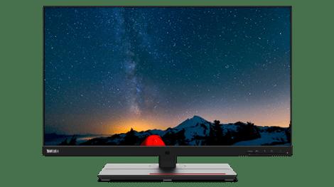 Lenovo toont ThinkVision P27u-20 monitor voor creatieve professional