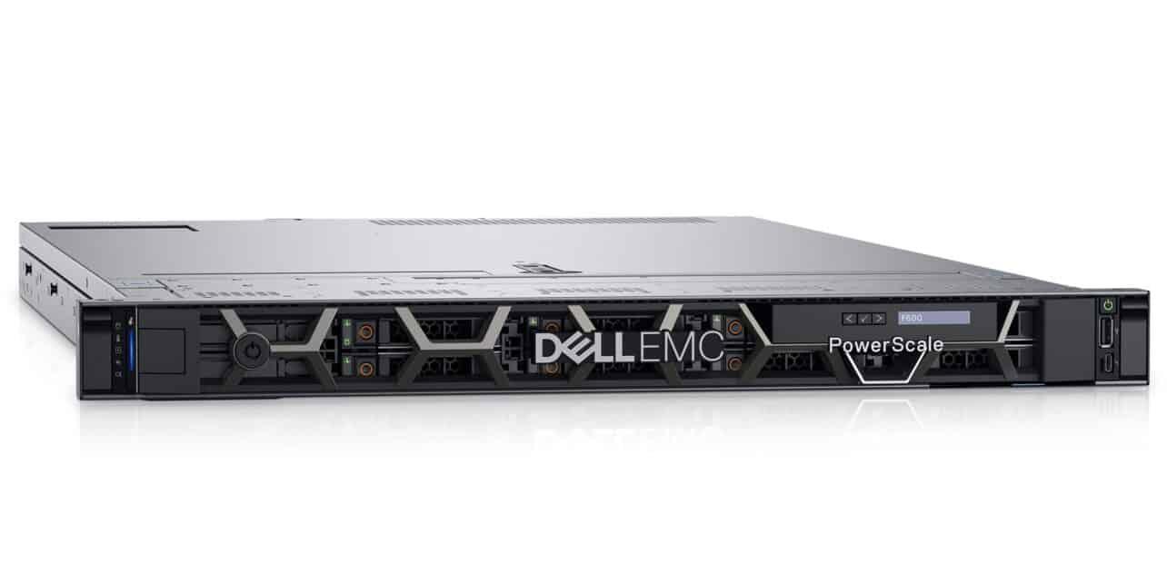 Dell komt met nieuwe hybride PowerScale-systemen