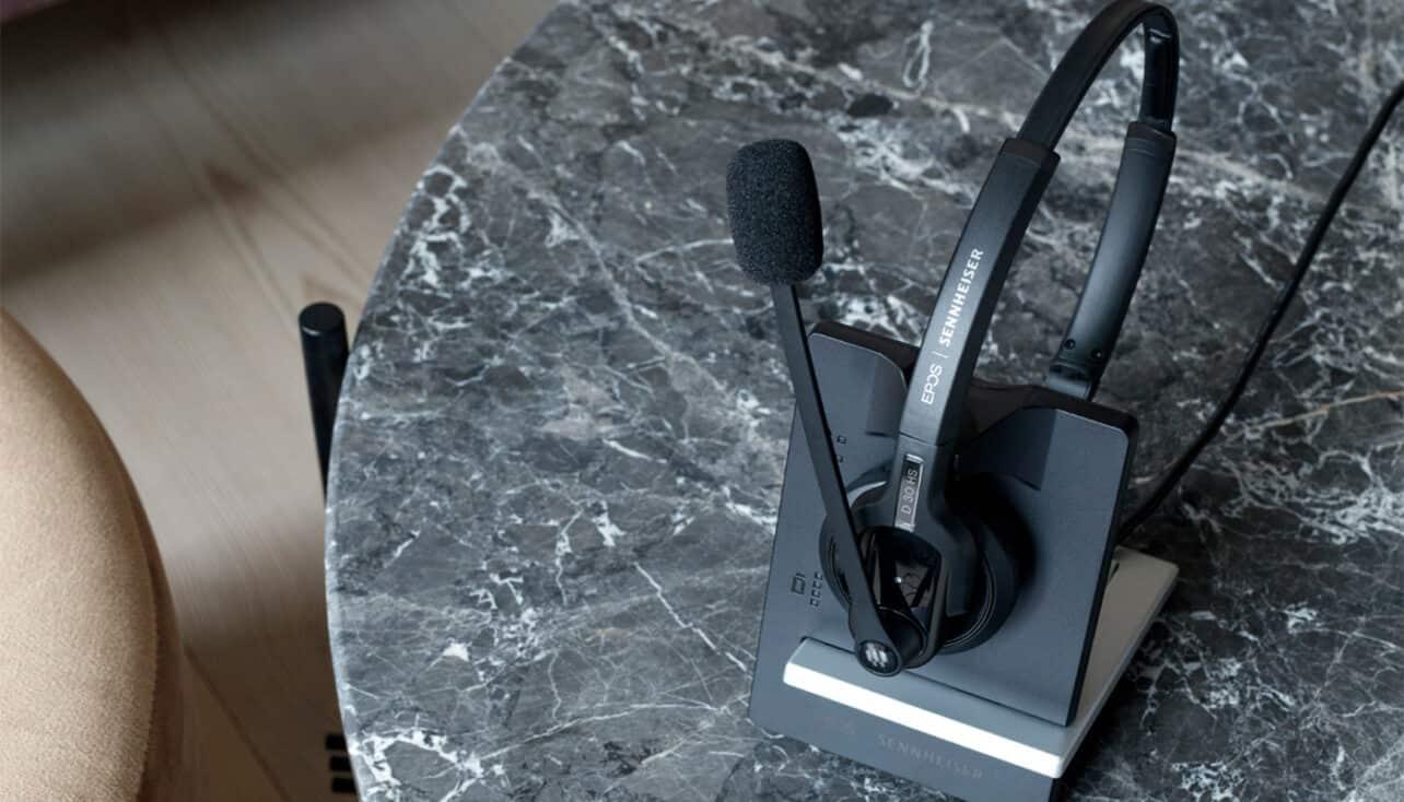 EPOS komt met nieuwe headsetserie IMPACT D