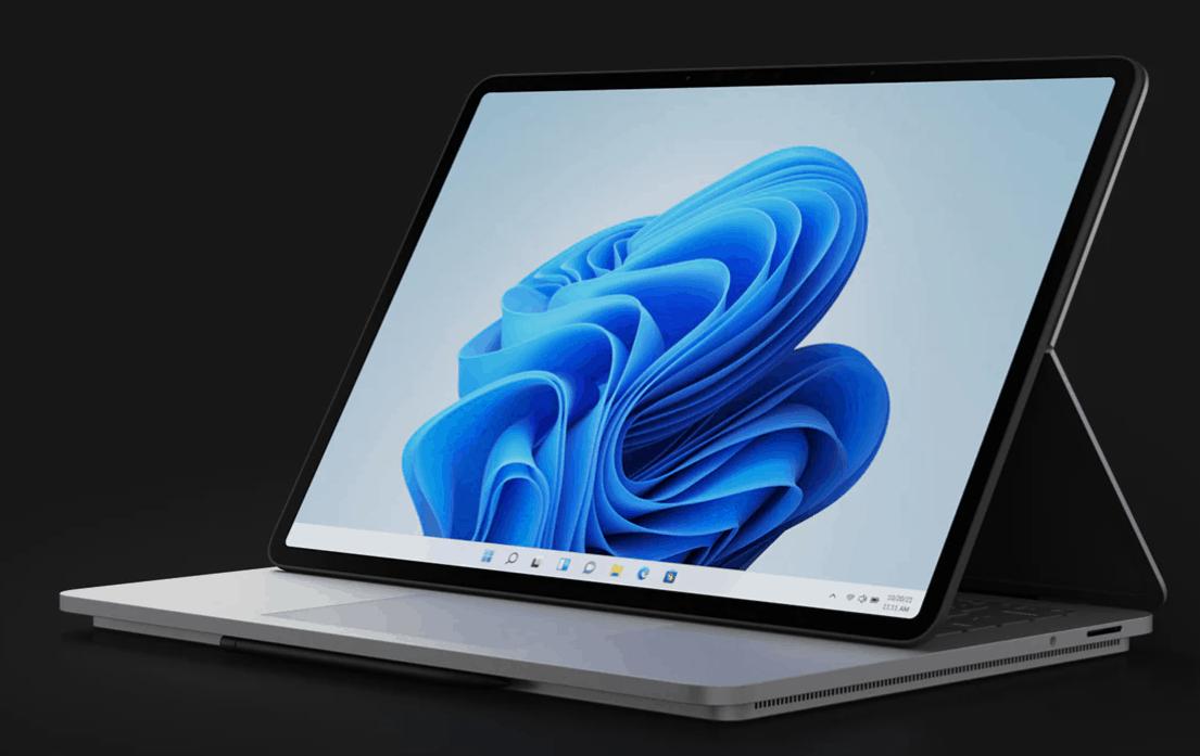 Microsoft introduceert Surface Laptop Studio en andere devices