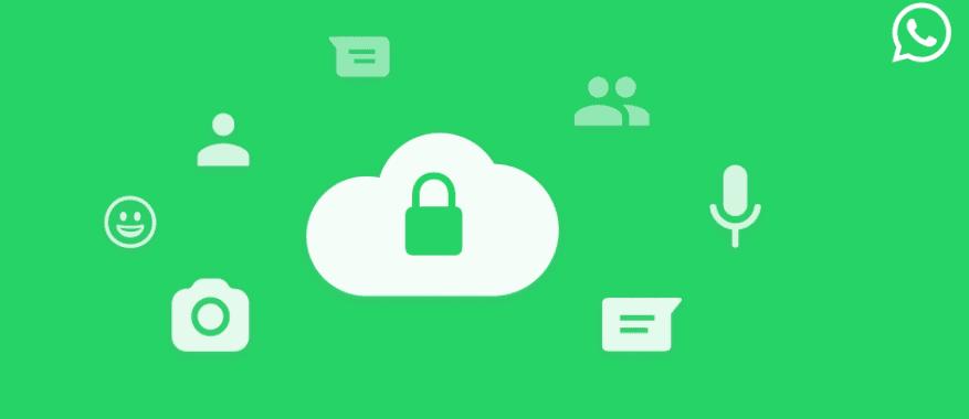 WhatsApp biedt straks volledig versleutelde chat back-ups
