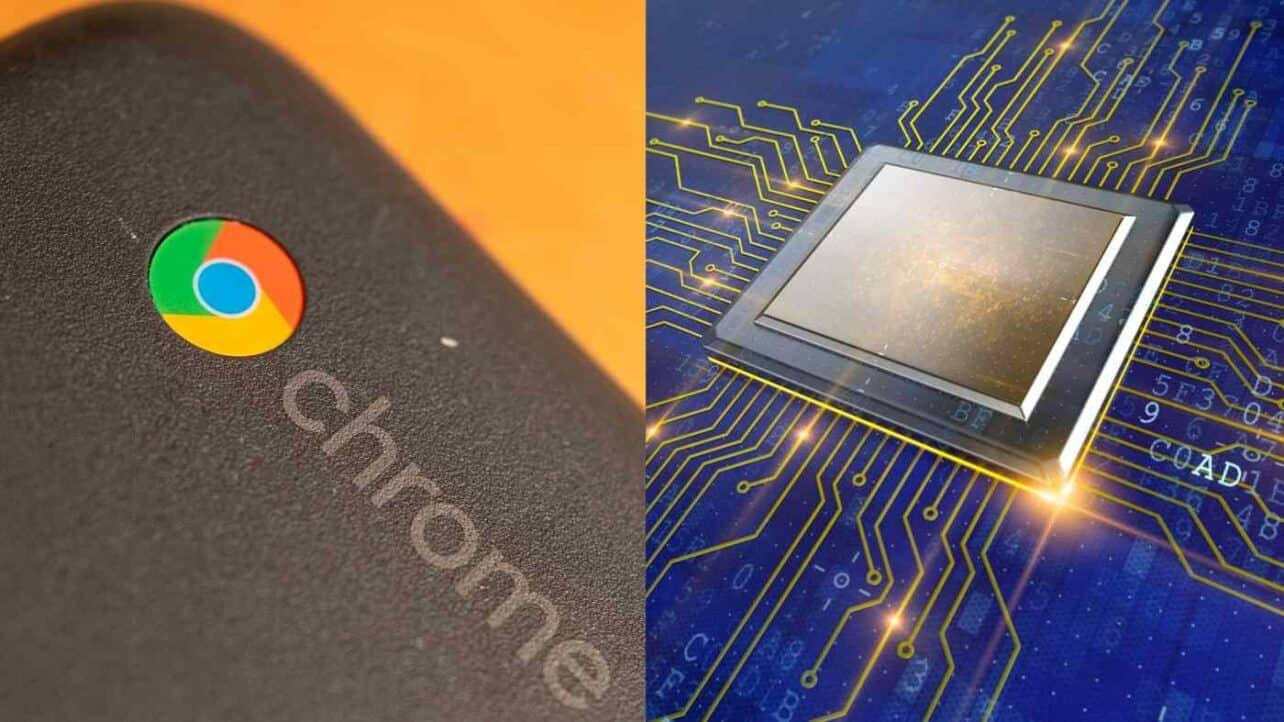 'Google ontwikkelt eigen processors voor Chromebooks'