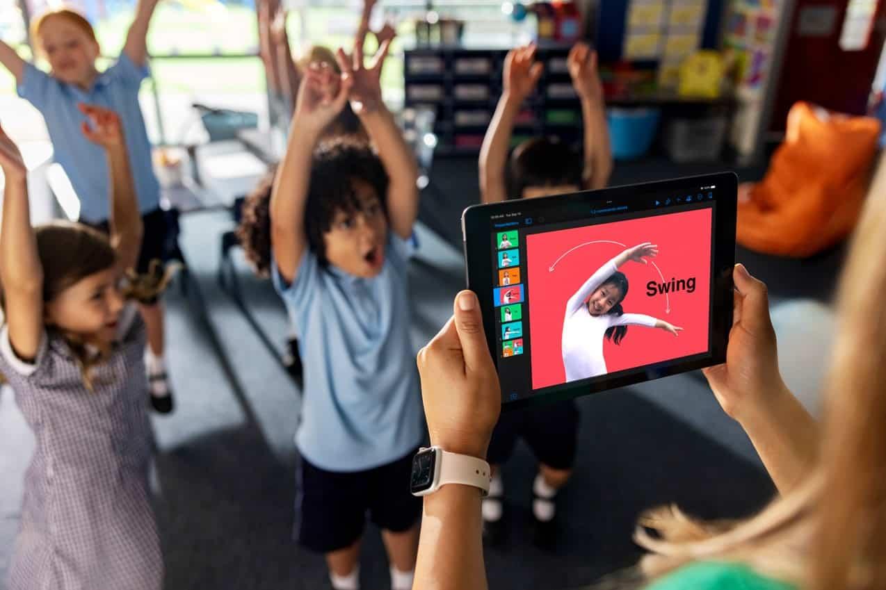 Apple lanceert lesstof om kinderen wegwijs te maken in programmeren