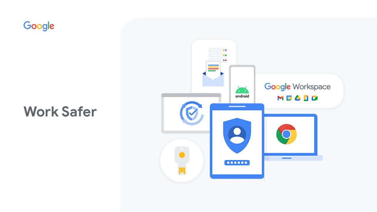 Google biedt meer security voor remote werkers van kleinere bedrijven