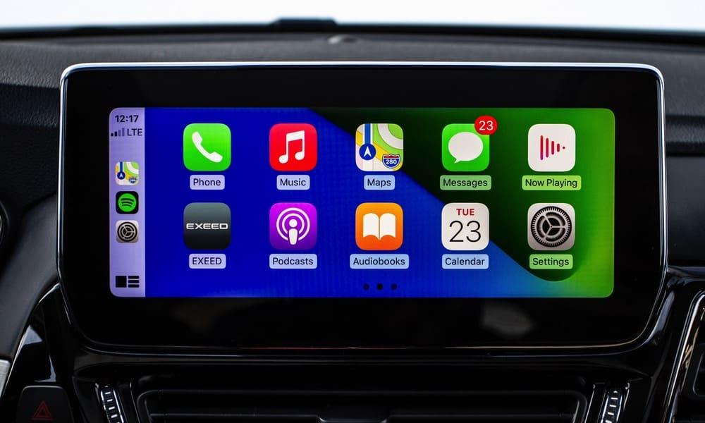 'Apple wil iPhones meer inzetten voor bedienen auto's'