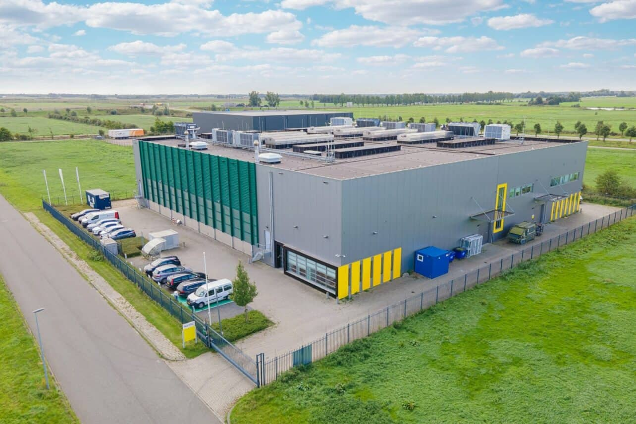 Groningen plant groot datacenter van onbekend bedrijf