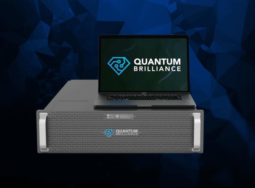 Quantum Brilliance introduceert 'superkleine' quantum accelerators