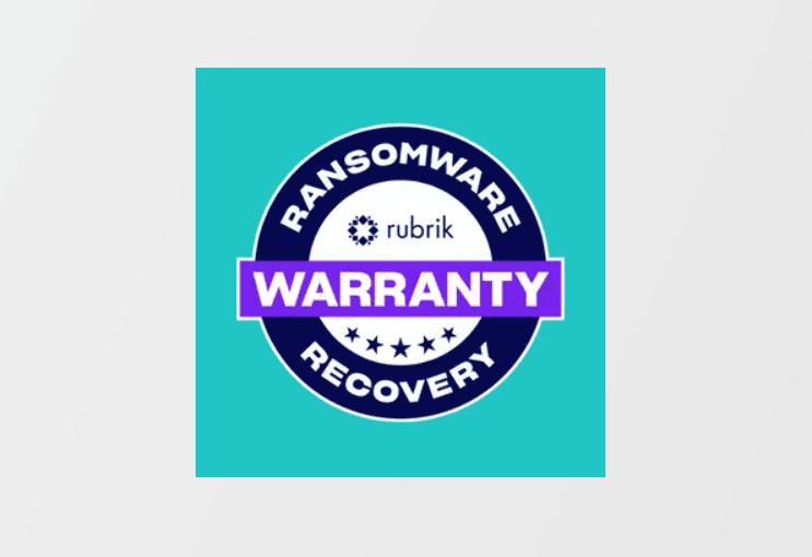 Rubrik biedt ransomware-herstelgarantie
