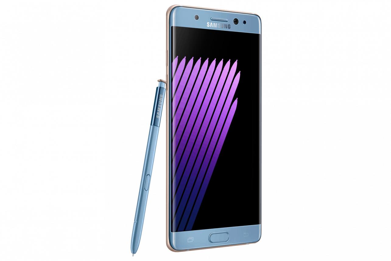 Samsung stopt volledig met Galaxy Note 7