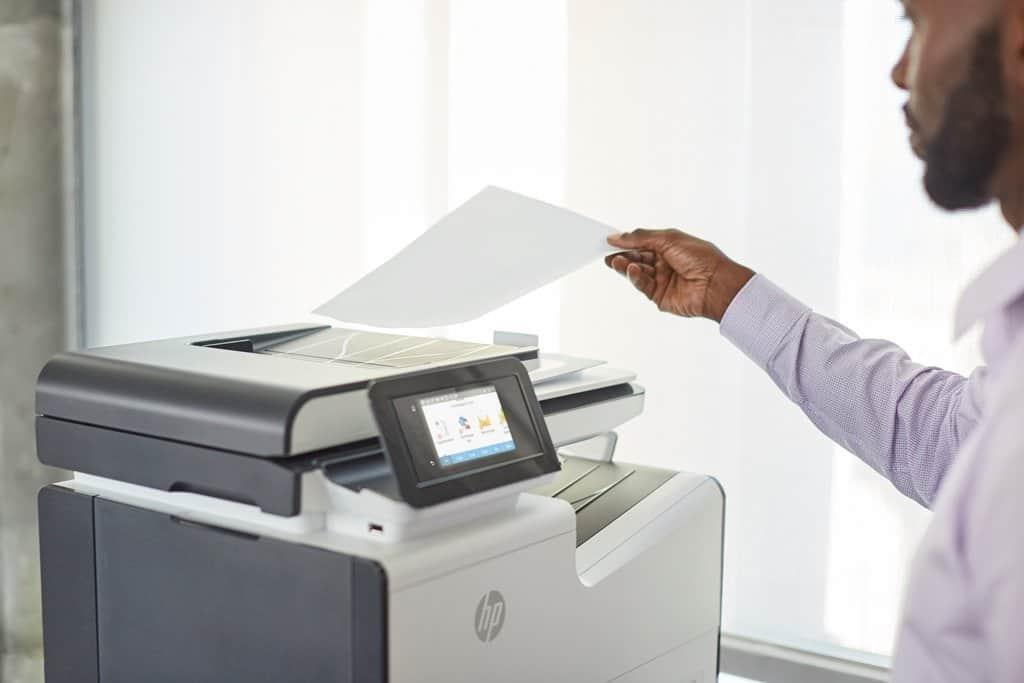 HP lost met patch kwetsbaarheid in bedrijfsprinters op