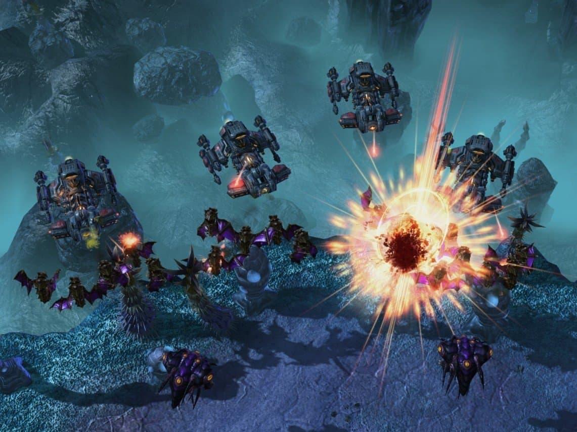 AI van DeepMind verslaat topspelers in videogame StarCraft II