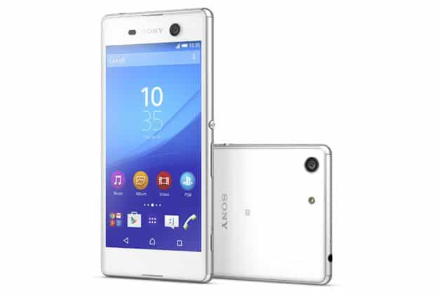 Sony Mobile brengt Xperia M5 uit in Nederland