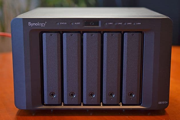 Review: Synology DS1513+